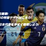 【コパアメリカ2019】日本代表戦のテレビ(地上波)放送と日程!メンバーや注目選手も